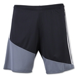 adidas Mens Regista 16 Short (Black/Gray)