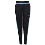 adidas Women's Tiro 15 Training Pant (Green)