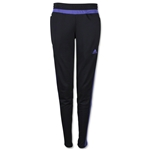 adidas Women's Tiro 15 Training Pant (Purple)