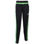 adidas Youth Tiro 15 Training Pant (Green)