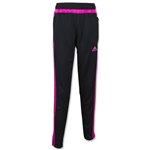 adidas Youth Tiro 15 Training Pant (Pink)