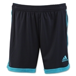adidas Girl's Tastigo 15 Short (Blk/Green)