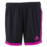 adidas Girl's Tastigo 15 Short (Black/Pink)