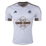 Swansea City 15/16 Home Soccer Jersey