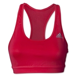 adidas TechFit Bra (Red)