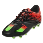 adidas Messi 15.1 FG/AG Junior (Black/Solar Green/Solar Red)