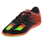 adidas Messi 15.3 IN Junior (Black/Solar Green/Solar Red)