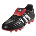 adidas Gloro FG (Black/White/Vivid Red)