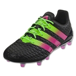 adidas ACE 16.1 FG/AG (Black/Shock Pink/Solar Green)