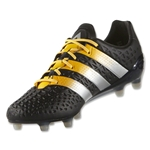 adidas Ace 16.1 FG/AG (Black/Silver Metallic)