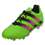 adidas Ace 16.2 FG/AG (Solar Green/Shock Pink/Black)