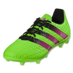adidas Ace 16.3 FG/AG (Solar Green/Shock Pink/Black)
