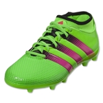 adidas Ace 16.3 Primemesh FG/AG Junior (Solar Green/Shock Pink/Black)
