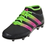 adidas ACE 16.3 Primemesh FG/AG Junior (Black/Shock Pink/Solar Green)