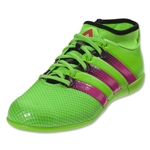 adidas Ace 16.3 Primemesh IN Junior (Solar Green/Shock Pink/Black)