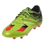 adidas Messi 15.1 FG/AG Junior (Semi Solar Slime/Solar Red)