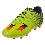adidas Messi 15.3 FG/AG Junior (Semi Solar Slime/Solar Red)