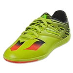 adidas Messi 15.3 IN Junior (Semi Solar Slime/Solar Red)