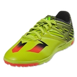 adidas Messi 15.3 TF Junior (Semi Solar Slime/Solar Red)