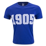 Chelsea adidas 1905 T-Shirt (Royal)
