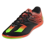 adidas Messi 15.3 IN (Core Black/Solar Green/Solar Red)
