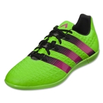 adidas Ace 16.3 IN (Solar Green/Shock Pink)