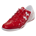 Under Armour SF Flash ID (Risk Red/White/High-Vis Yellow)