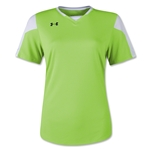 Under Armour Women's Maquina Jersey (Green)