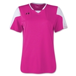 Under Armour Women's Maquina Jersey (Pink)