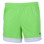 Under Armour Women's Maquina Short (Green)