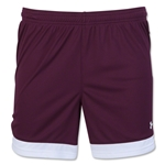 Under Armour Women's Maquina Short (Maroon)