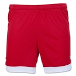 Under Armour Women's Maquina Short (Red)