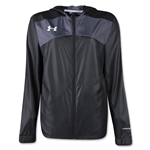 Under Armour Women's Futbolista Shell Jacket (Black)