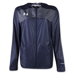 Under Armour Women's Futbolista Shell Jacket (Navy)