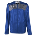 Under Armour Women's Futbolista Shell Jacket (Royal Blue)