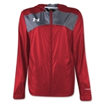 Under Armour Women's Futbolista Shell Jacket (Red)
