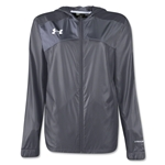 Under Armour Women's Futbolista Shell Jacket (Gray)