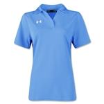 Under Armour Women's Performance Polo (Sky)