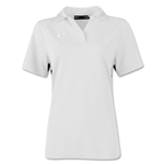 Under Armour Women's Performance Polo (White)