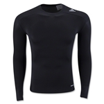 adidas TechFit Base Layer LS T-Shirt (Black)