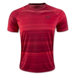 Under Armour Tech Printed T-Shirt (Red)