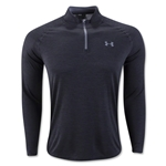 Under Armour Tech 1/4 Zip LS 16 Fleece (Black)