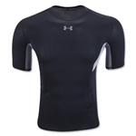 Under Armour HeatGear Coolswitch Compression T-Shirt (Black)