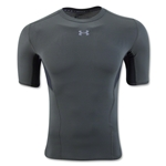 Under Armour HeatGear Coolswitch Compression T-Shirt (Green)