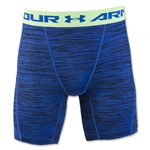 Under Armour HeatGear Coolswitch Compression Short (Royal Blue)