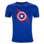 Under Armour Youth Captain America T-Shirt