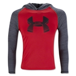 Under Armour Youth Tech Prototype Hoody (Red)