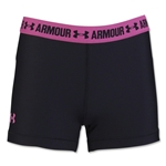Under Armour Compression 3 Shorty 16 (Black/Pink)