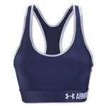 Under Armour Mid Sports Bra (Navy)