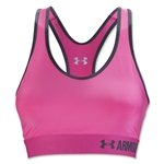 Under Armour Mid Sports Bra (Pink)